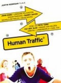 human traffic stream